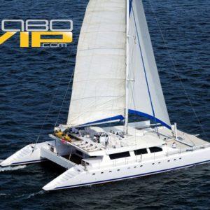 Amplio Catamaran en Renta en Los Cabos