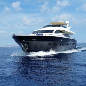 Yate de lujo VIP en Renta en Los Cabos