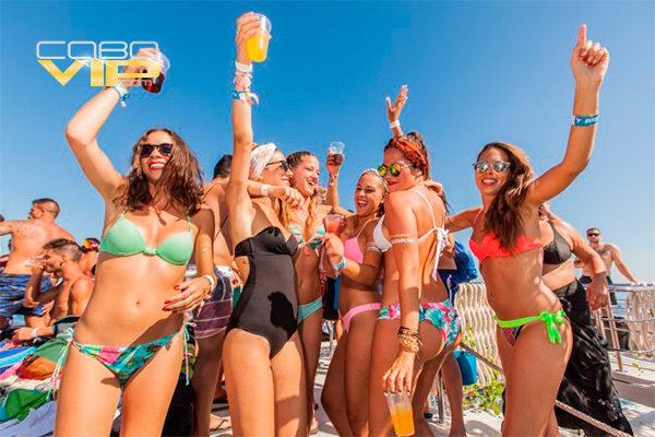 Catamaran para Fiestas VIP en Los Cabos