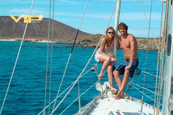 Día Romántico abordo de Velero en Los Cabos