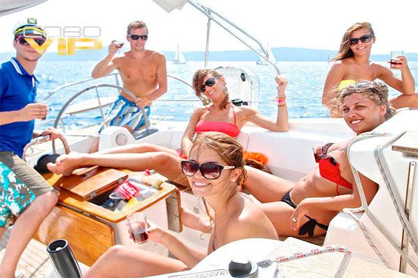 Fiesta de Cumpleaños con Amigos en Cabo