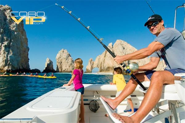 Modernos Yates para ir de Pesca en Los Cabos