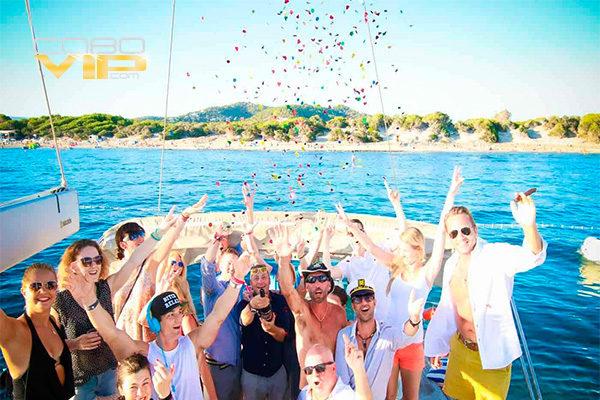 Yates de Lujo para Cumpleaños en Cabo San Lucas