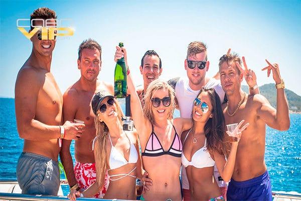 Yates de Lujo para Fiestas en Cabo San Lucas