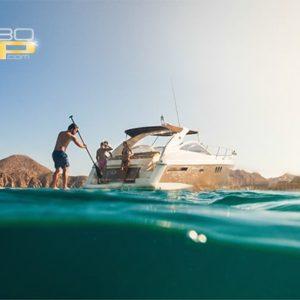 Renta de Lujoso Crucero de Pesca en Los Cabos
