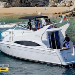 Alquiler de Yate para Paseos en Los Cabos 38