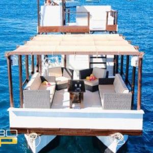 Alquiler de Catamarán Loft en Los Cabos