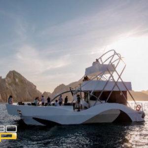 Paseo en Catamarán Loft de Lujo en Los Cabos